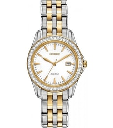 Hodinky Citizen Silhouette Crystal EW1908-59A