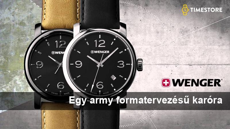 wenger svájci órák