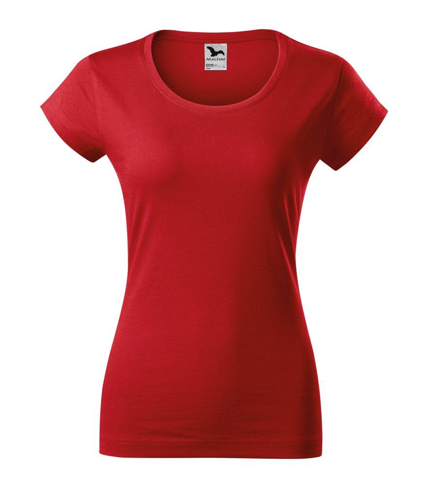 Adler (MALFINI) Dámske tričko Viper - Červená | L