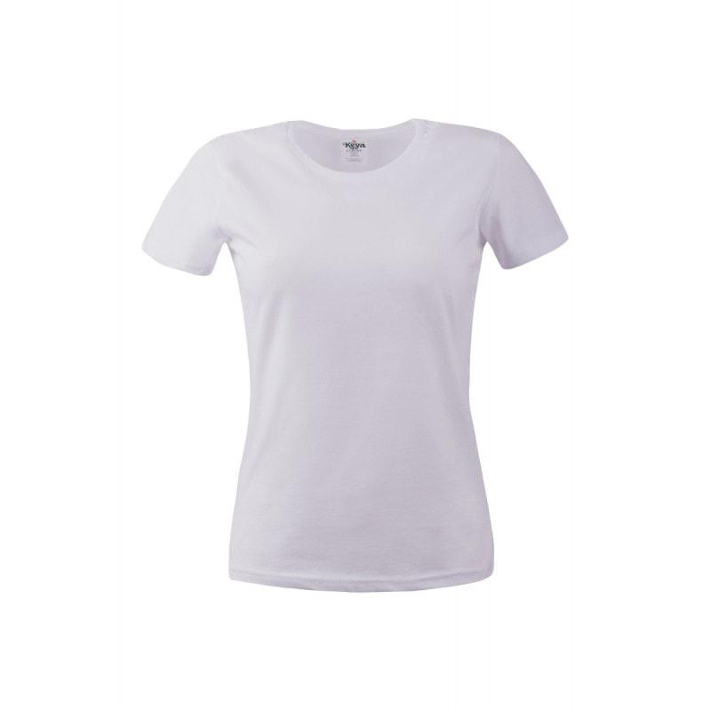 Keya Dámske tričko ECONOMY - Bílá | M