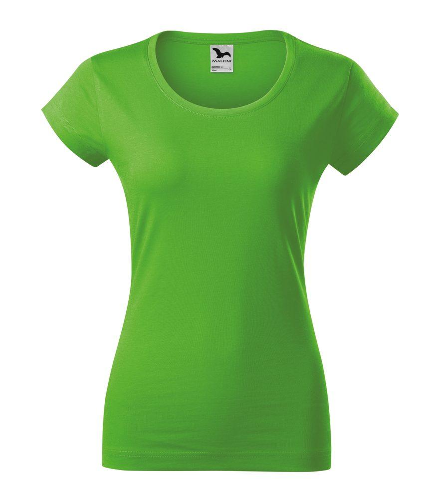 Adler Dámske tričko Viper - Apple green | XXL