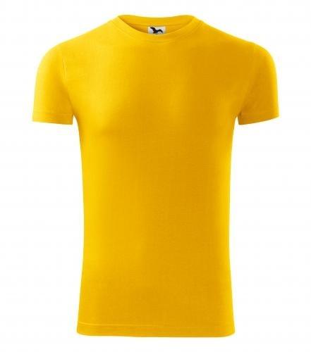 Adler Pánske tričko Replay/Viper - Žlutá | XXL