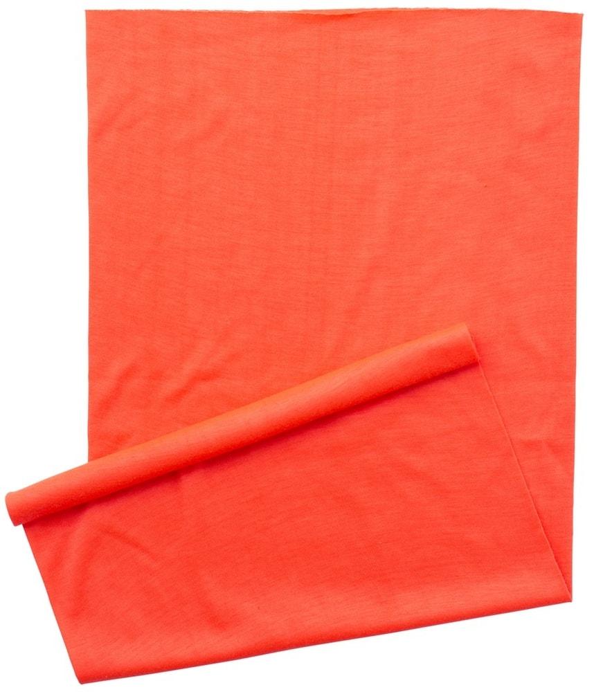 Myrtle Beach Multifunkční šátek MB6503 - Jasně oranžová