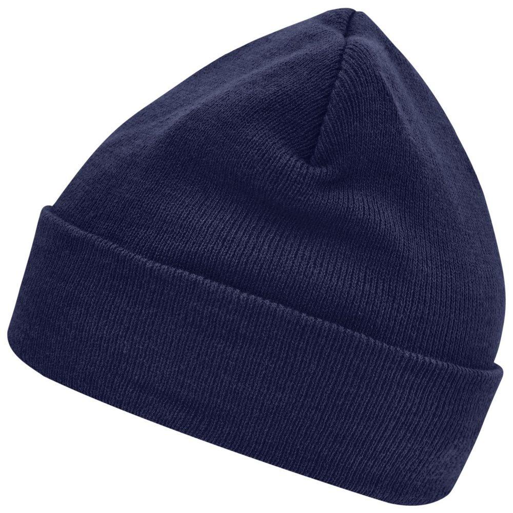 Myrtle Beach Zimná pletená čiapka Thinsulate MB7551 - Tmavě modrá