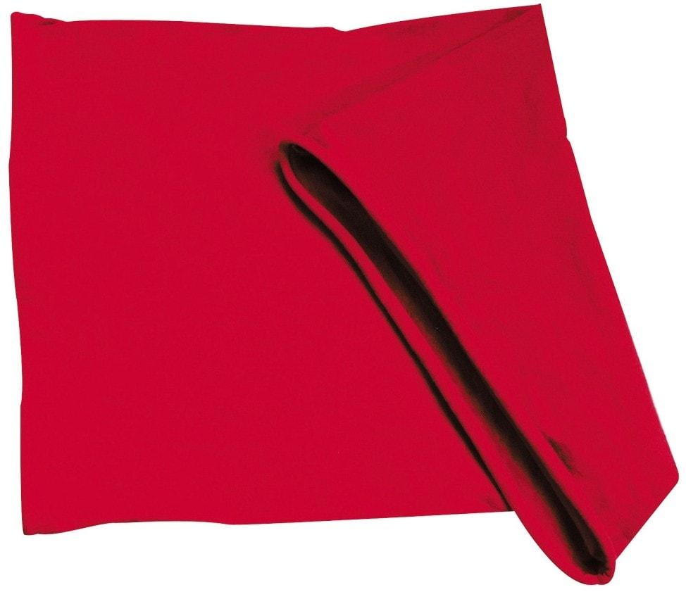 Levně Myrtle Beach Multifunkční šátek MB074 - Červená