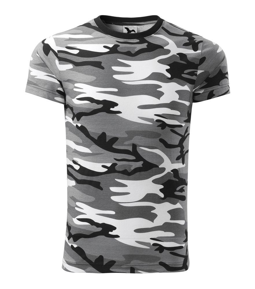 Adler Maskáčové tričko Camouflage - Maskáčová šedá | XXXL