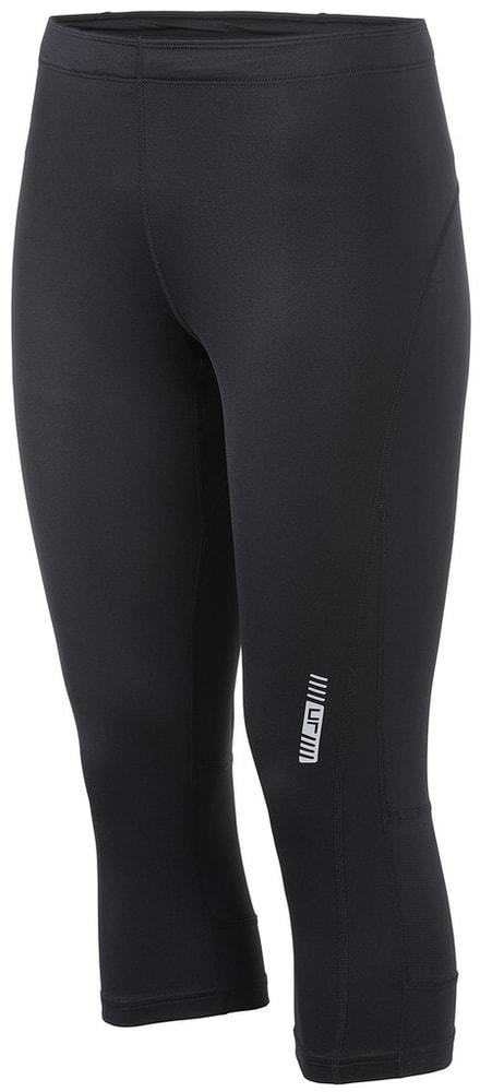 e606e6f895597 Dámské sportovní 3/4 kalhoty JN481 - Černá / černá | M