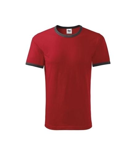 Adler Detské tričko Infinity - Červená   134 cm (8 let)