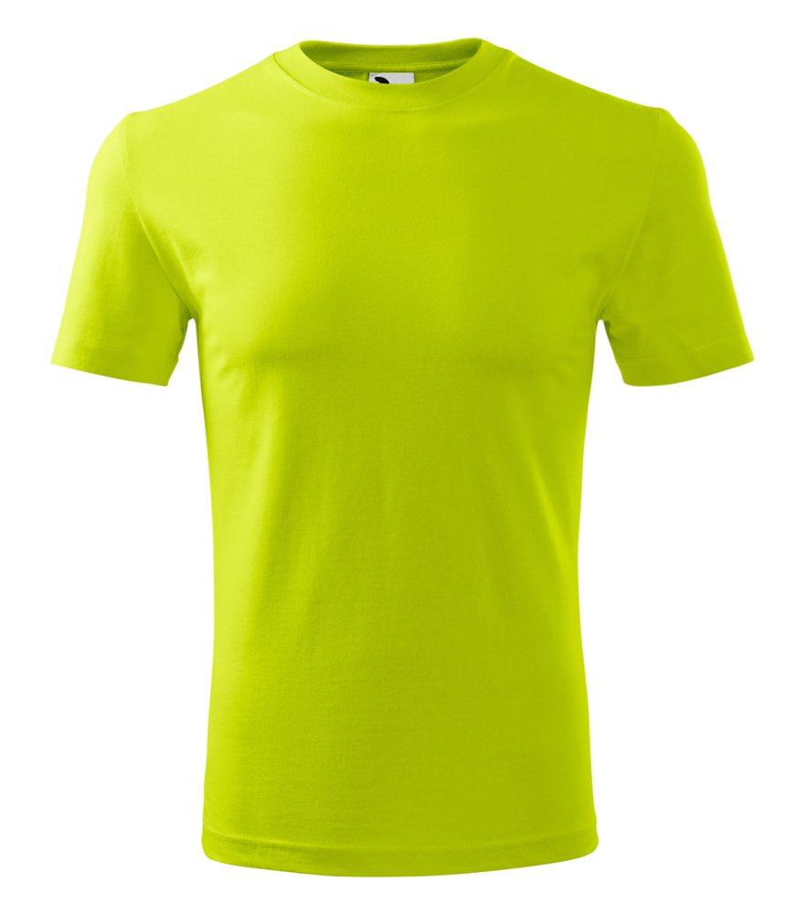 Adler Pánske tričko Classic New - Limetková | XL