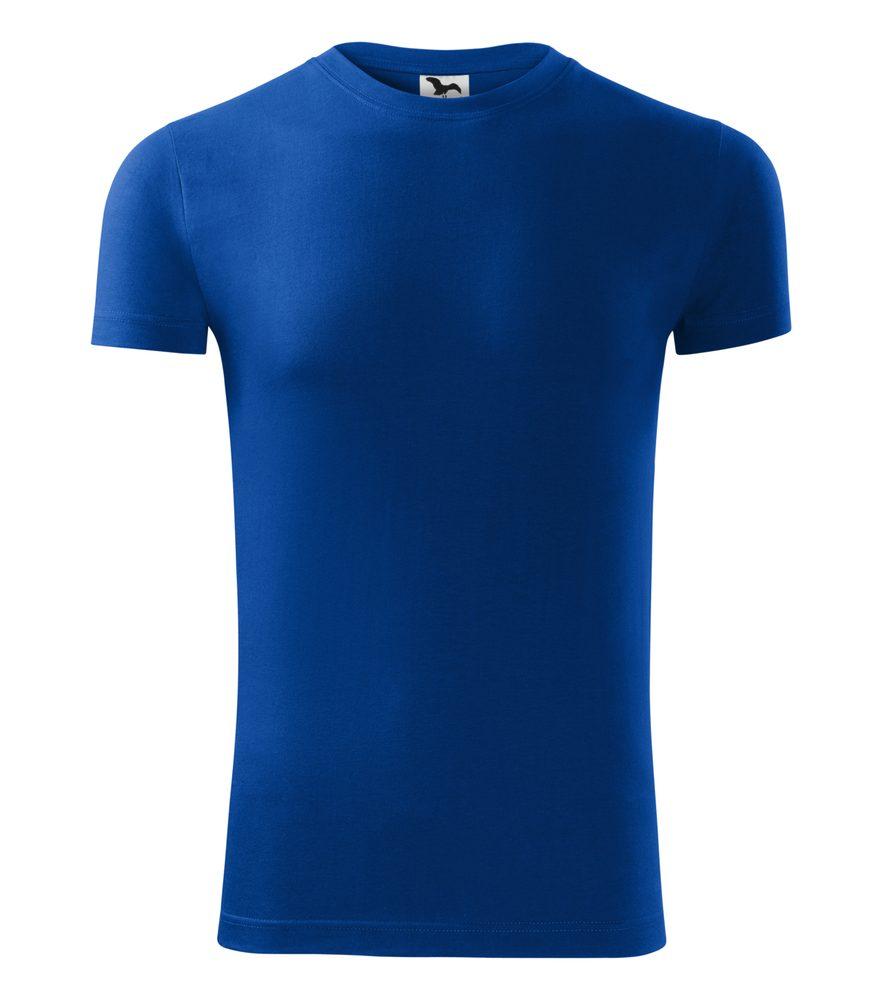 Adler (MALFINI) Pánske tričko Replay/Viper - Královská modrá | L