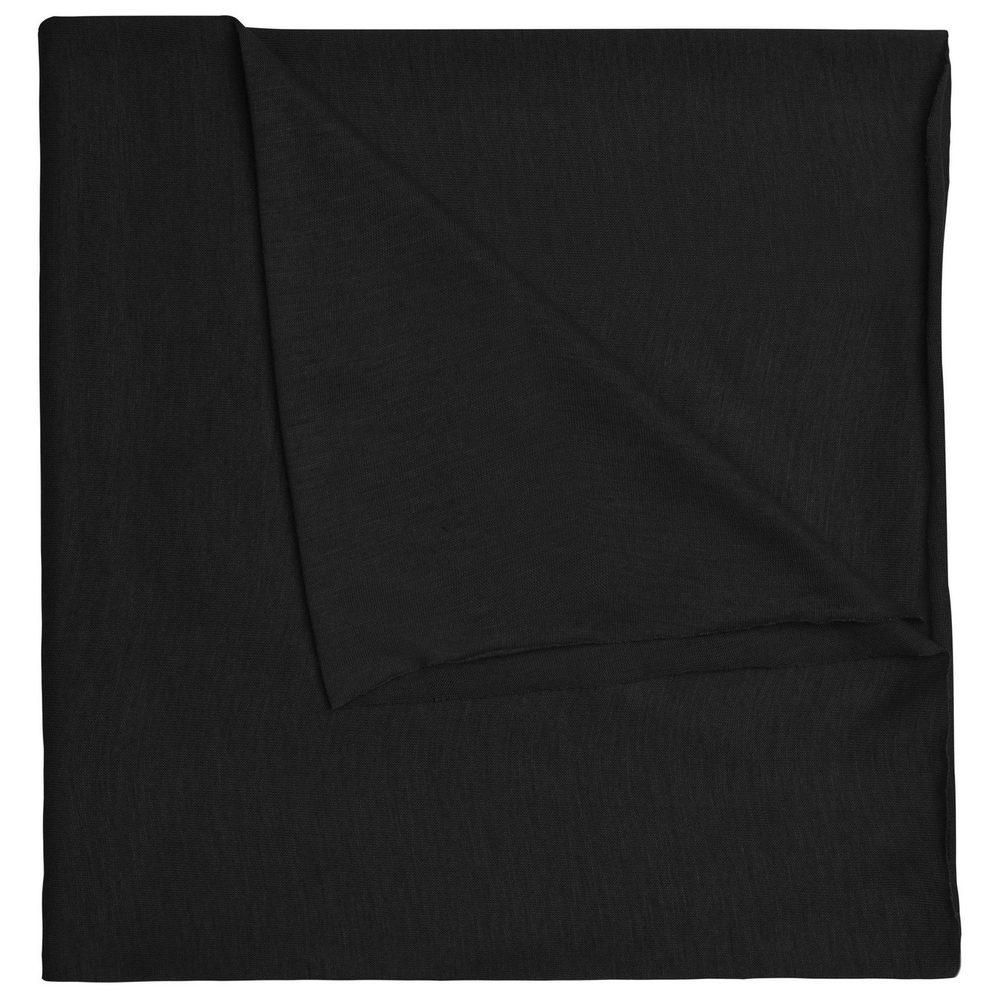 Myrtle Beach Multifunkční šátek MB6503 - Černá