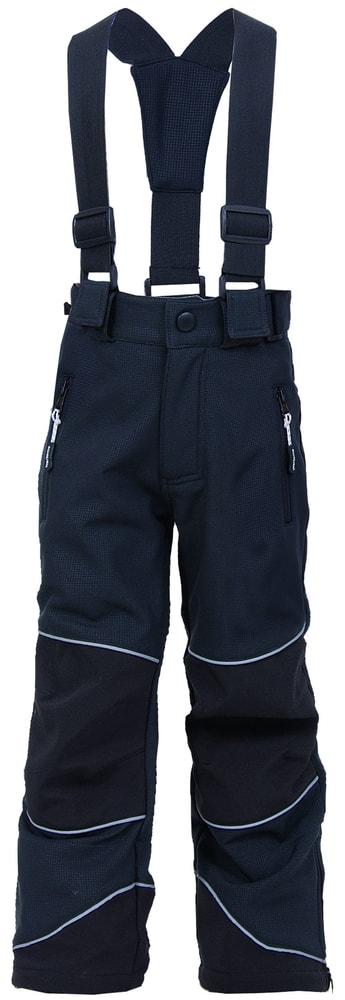 Canis Detské softshellové nohavice DRAGONFLY - 120 cm
