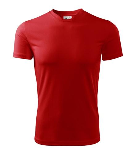Adler Detské tričko Fantasy - Červená   134 cm (8 let)
