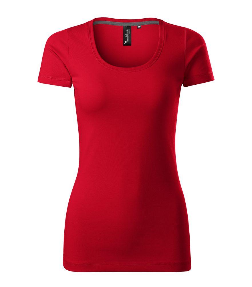 Adler (MALFINI) Dámske tričko Action - Jasně červená | L