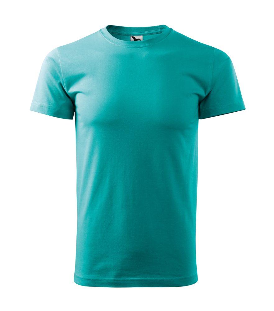 Adler Pánske tričko Basic - Emerald | M