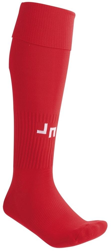 James & Nicholson Športové podkolienky JN342 - Červená   S