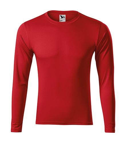 Tričko Pride - Červená   L