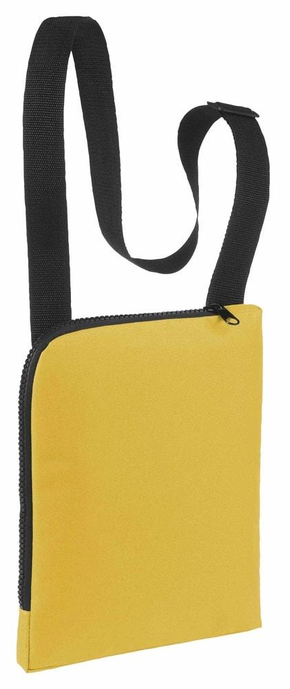 Halfar Taška na dokumenty BASIC - Žlutá