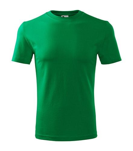 Adler Pánske tričko Classic New - Středně zelená | M