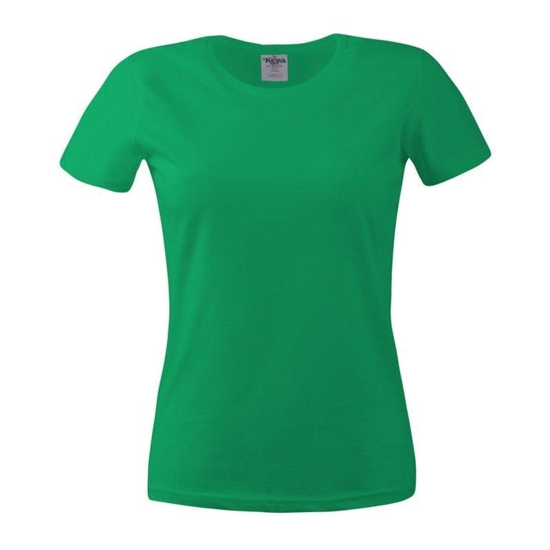Keya Dámske tričko ECONOMY - Trávově zelená | M