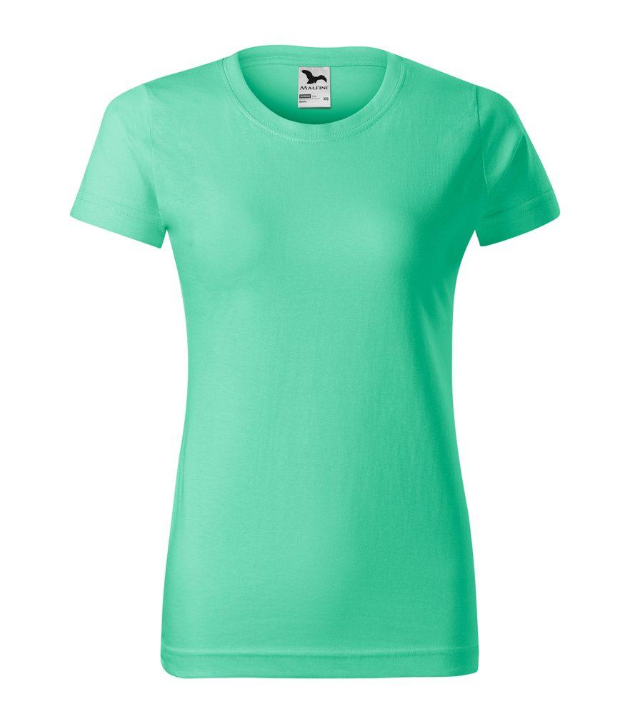 Adler Dámske tričko Basic - Mátová | M