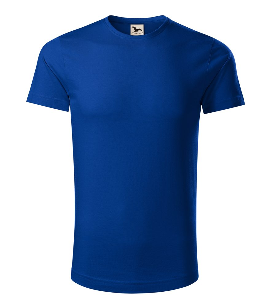 Adler (MALFINI) Pánske tričko Origin - Královská modrá | L
