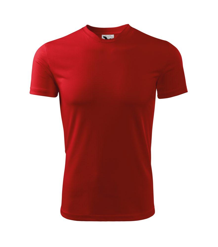 Adler Dětské tričko Fantasy - Červená | 122 cm (6 let)