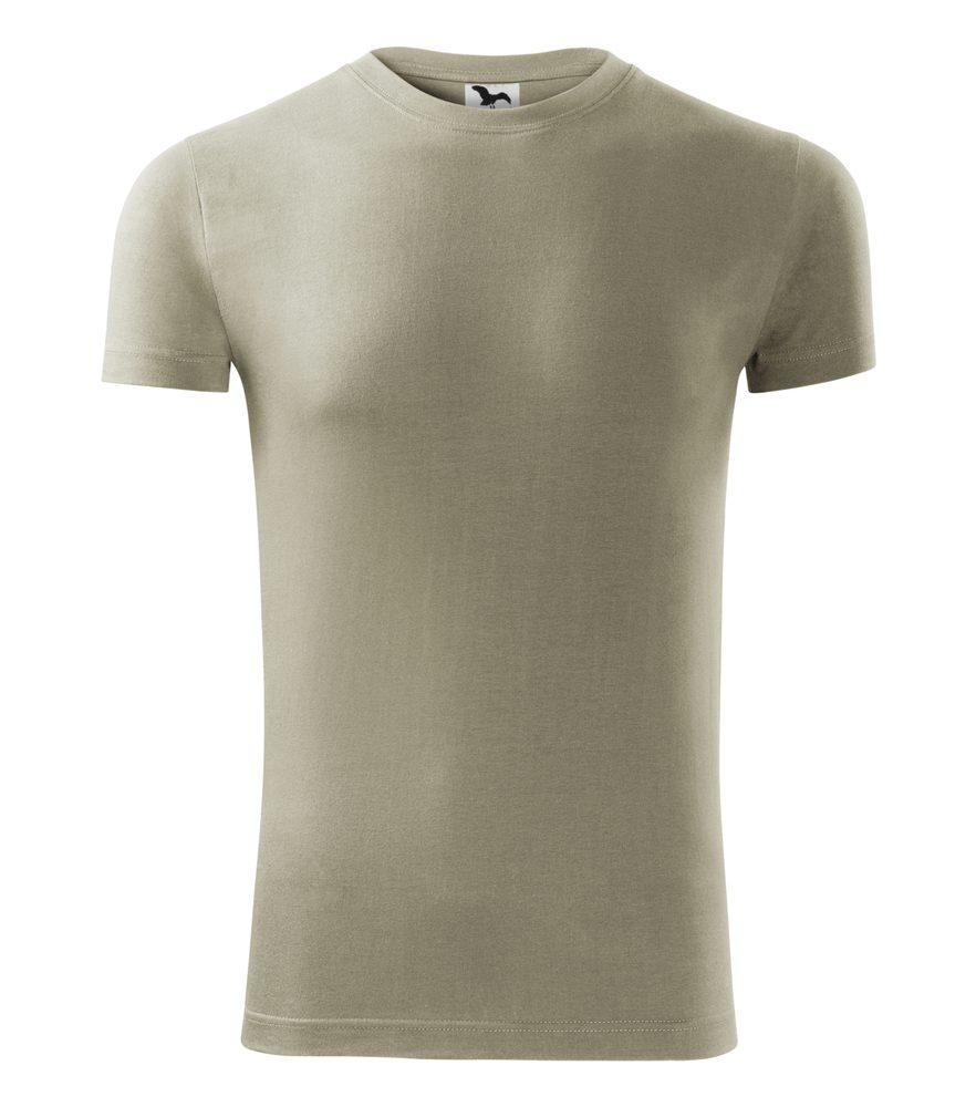 Adler Pánske tričko Replay/Viper - Světlá khaki | L