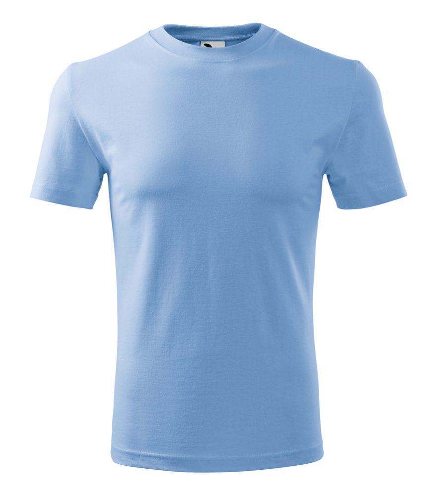Adler Pánske tričko Classic New - Nebesky modrá | XL