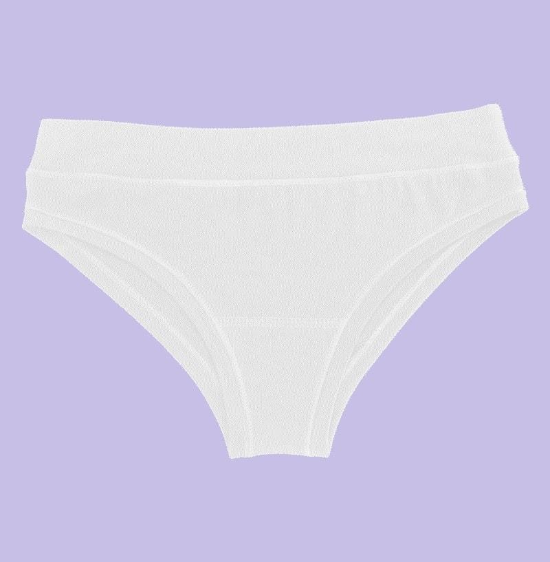 Alex Fox Dámske nohavičky - Bílá | XL