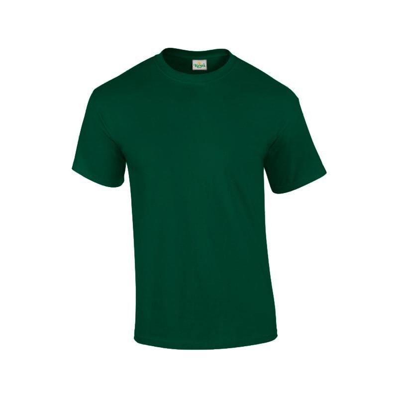 Keya Pánske tričko ECONOMY - Lahvově zelená   S