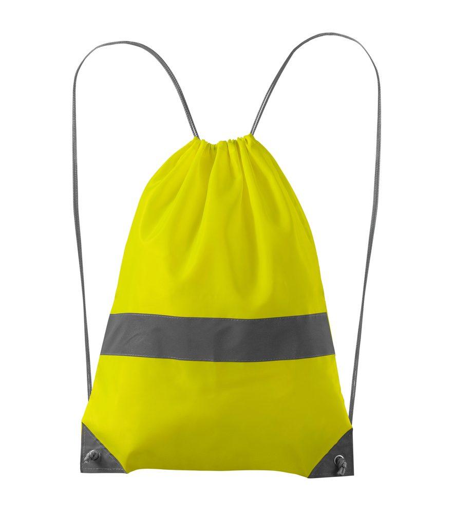 Adler (MALFINI) Reflexný batoh Energy - Reflexní žlutá | uni