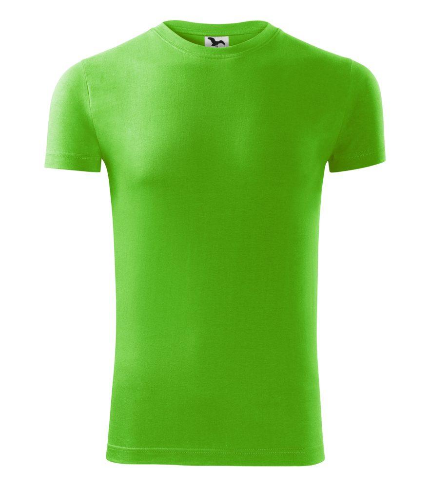 Adler Pánske tričko Replay/Viper - Apple green | M