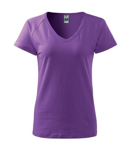 Adler Dámske tričko Dream - Fialová | XL
