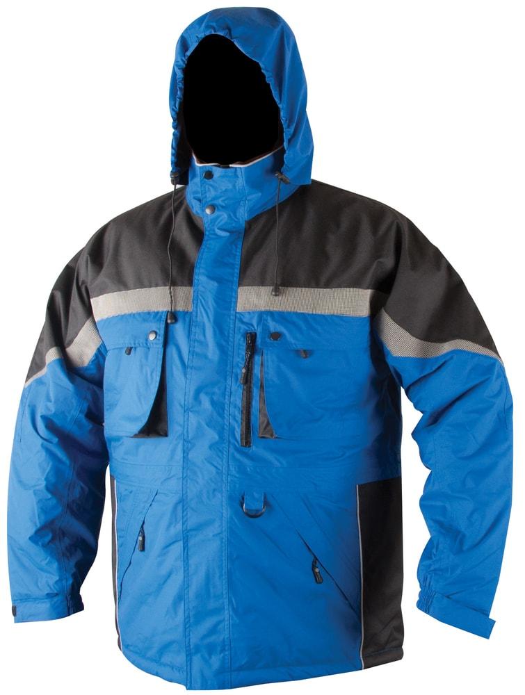 Ardon Zimná pracovná bunda Milton - Modrá | L
