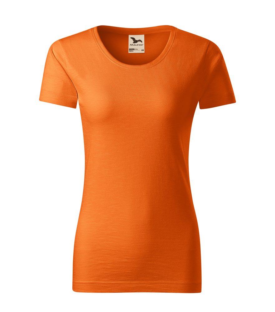 Adler Dámske tričko Native - Oranžová | M
