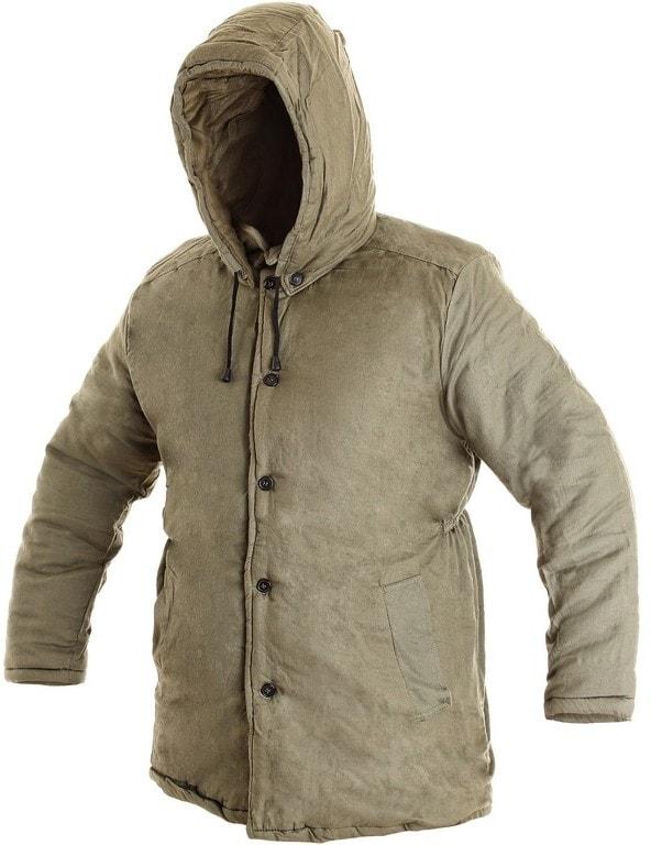 Pánský zimní pracovní kabát JUTOS - 64-66