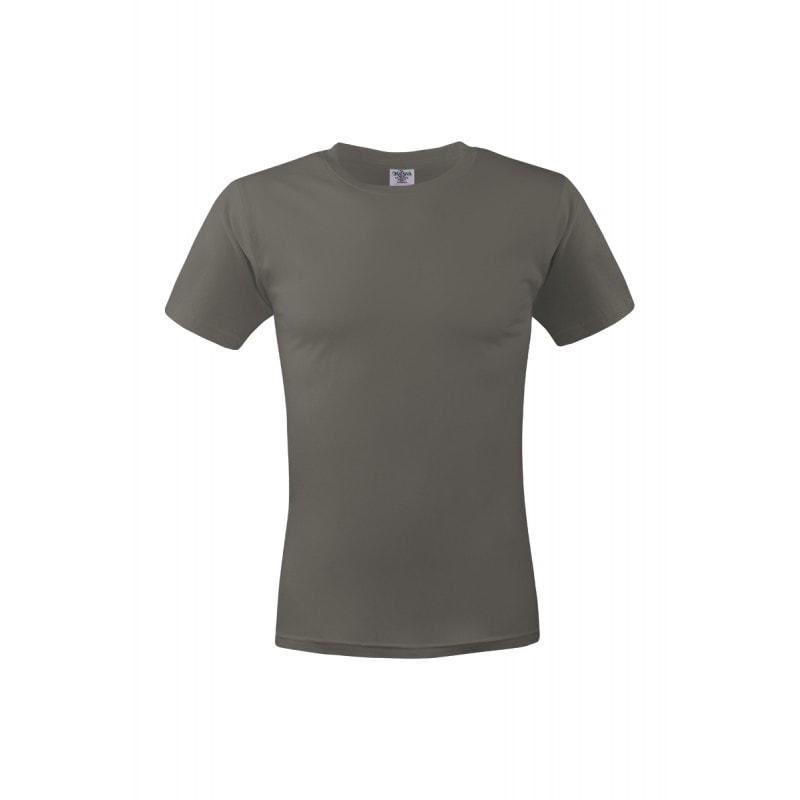 Keya Pánske tričko ECONOMY - Tmavě šedá | S