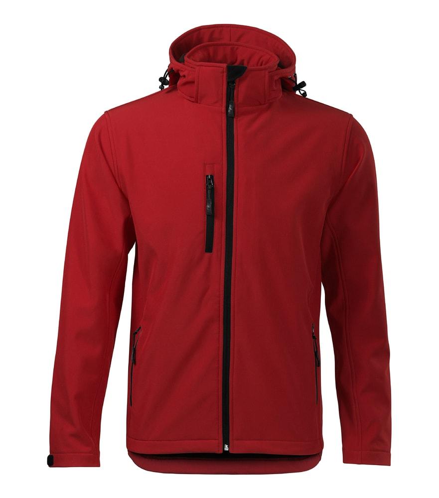Pánská softshellová bunda Performance - Červená | L