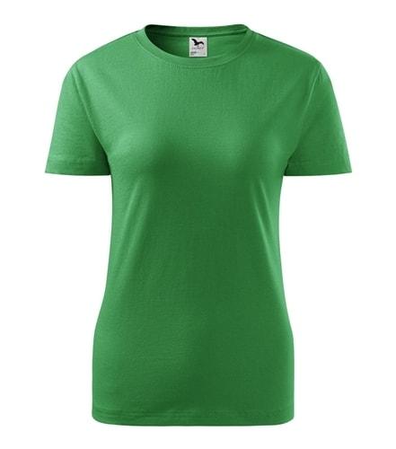 Adler Dámske tričko Basic - Středně zelená | S
