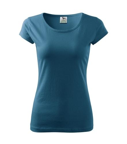 Adler Dámske tričko Pure - Petrolejová | XS