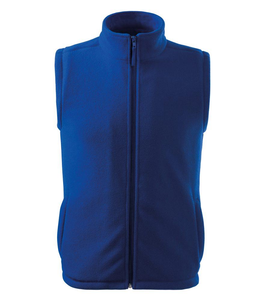 Adler (MALFINI) Fleecová vesta Next - Královská modrá | M