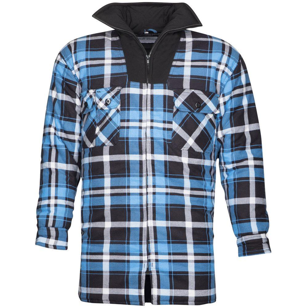 Ardon Pánska zimná flanelová košeľa - XXXL