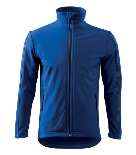 Adler Pánska bunda Softshell Jacket - Královská modrá | S