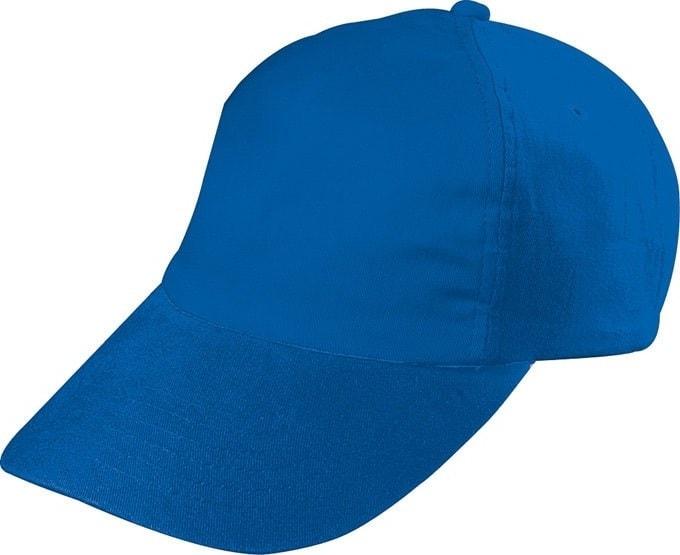 Dětská 5P kšiltovka MB7010 - Královská modrá