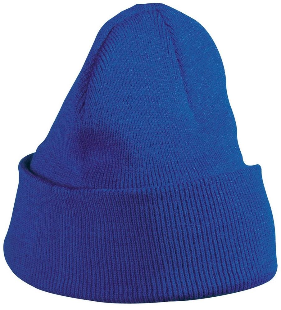 Myrtle Beach Pletená zimná detská čiapka MB7501 - Královská modrá | uni dětská
