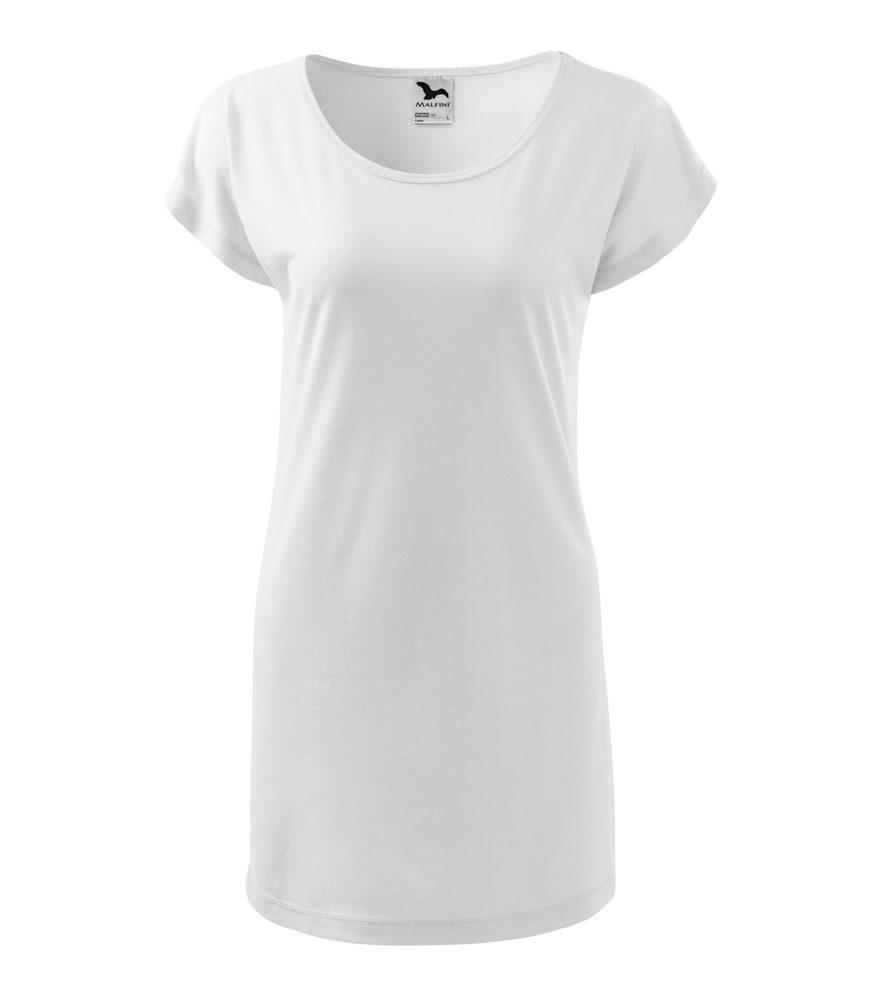 Adler Dámske tričko Love - Bílá | S