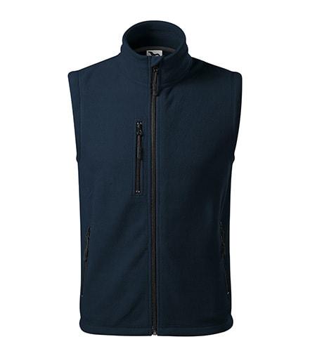 Adler Fleecová vesta Exit - Námořní modrá | XXXL