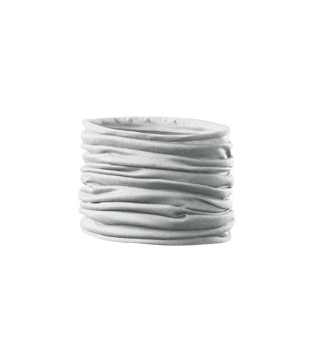 Multifunkční šátek Twister - Bílá | uni