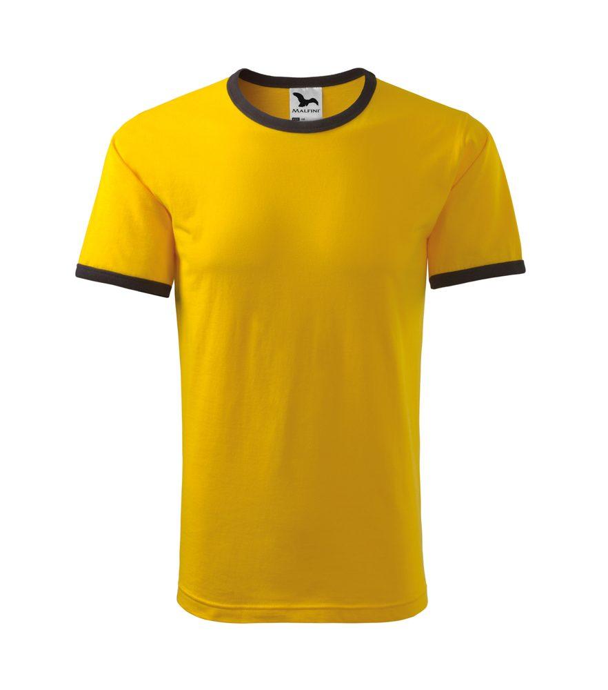 Adler Detské tričko Infinity - Žlutá   146 cm (10 let)